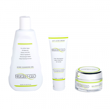 NugenGlo Complete Acne Treatment Kit